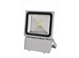 LED Flood Light in Grey (Sensor Available)